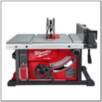 Milwaukee Table Saw Release Date